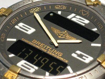 Кварцевые часы Брайтлинг