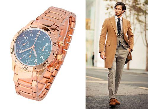 Мужские часы Breguet Type XX - Type XXI