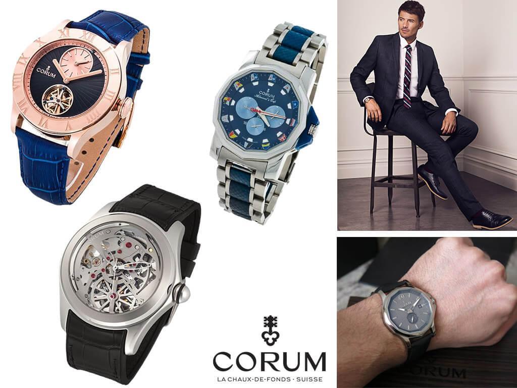 Мужские часы Корум