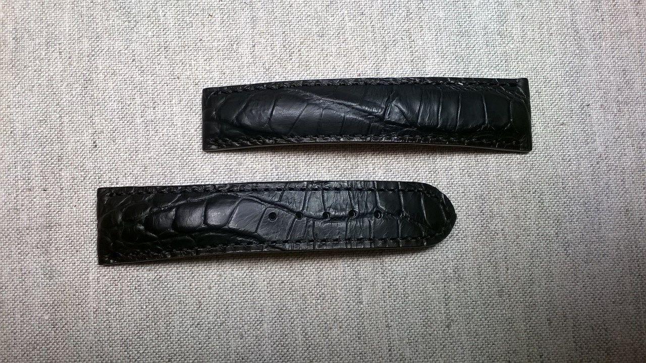 Ремешок для часов Омега из кожи под заказ