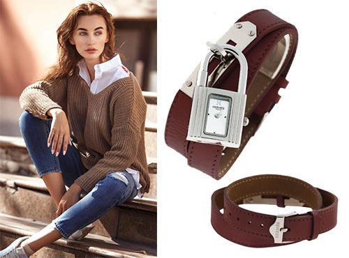 Женские fashion часы Hermes