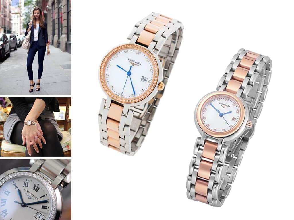 Женские наручные часы Лонжин Прималуна