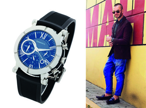 Мужские часы Tiffany & Co