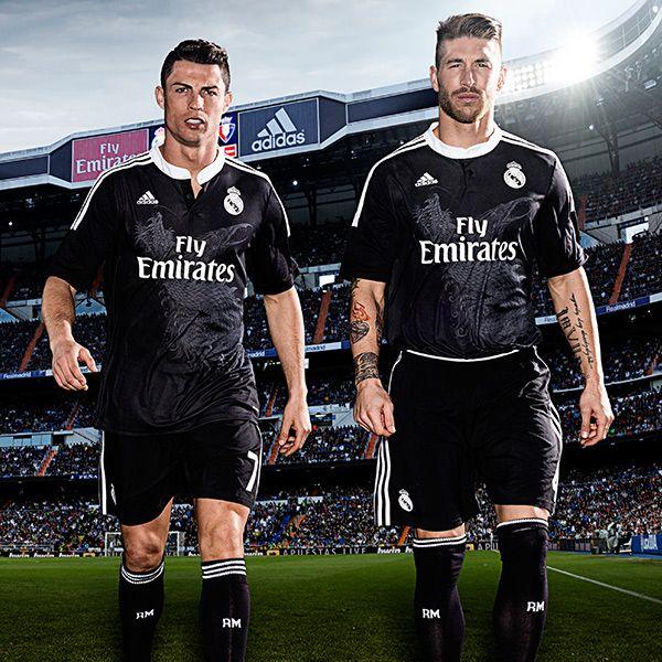 Форма для Реал Мадрид от Йоши Ямамото