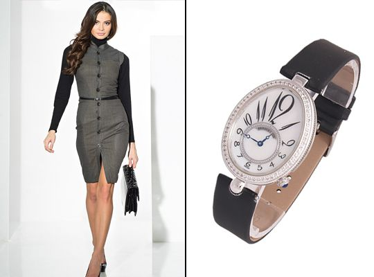 Женские копии часов Breguet