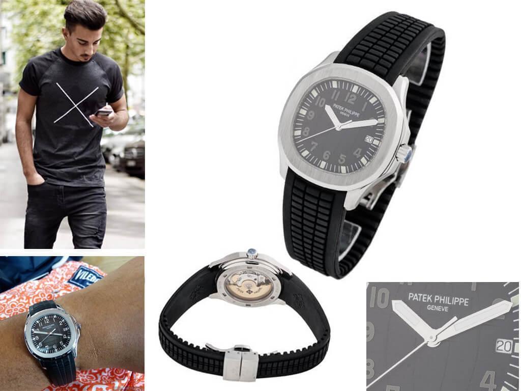 Наручные часы Patek Philippe Aquanaut