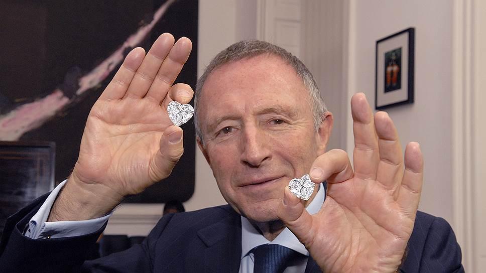 Laurence Graff (Лоуренс Графф), член ордена Британской империи, основал Graff Diamonds Ltd. в 1960 году.