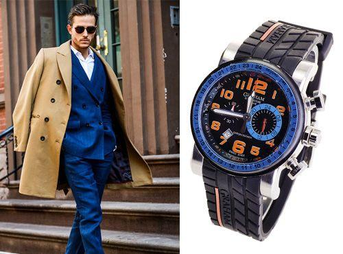Мужские наручные часы Graham