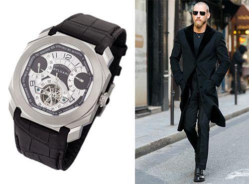 Мужские часы Bvlgari Octo