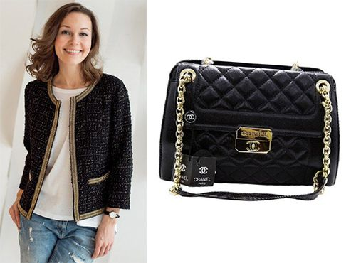 Модная женская сумка от Коко Шанель