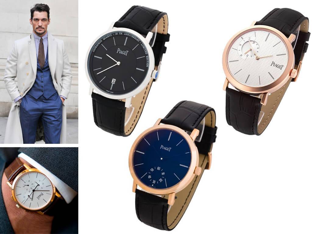 Часы мужские Piaget из коллекции Altiplano