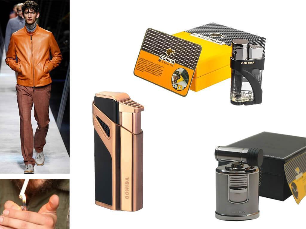 Зажигалки для мужчин Коиба