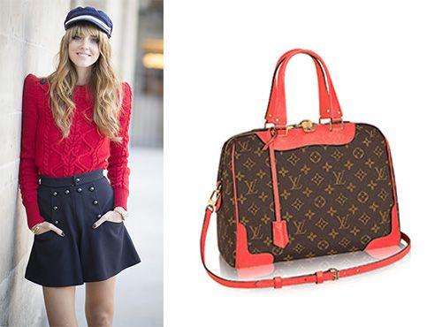 Louis Vuitton женская сумка Retiro
