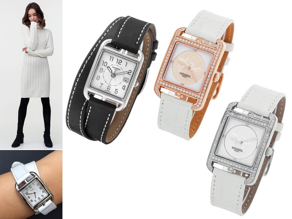 Женские наручные часы Hermes из коллекции Cape Cod