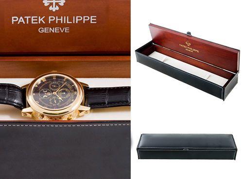 Брендовая шкатулка для часов Patek Philippe (Патек Филипп)