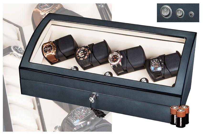 Шкатулка для хранения и подзавода часов