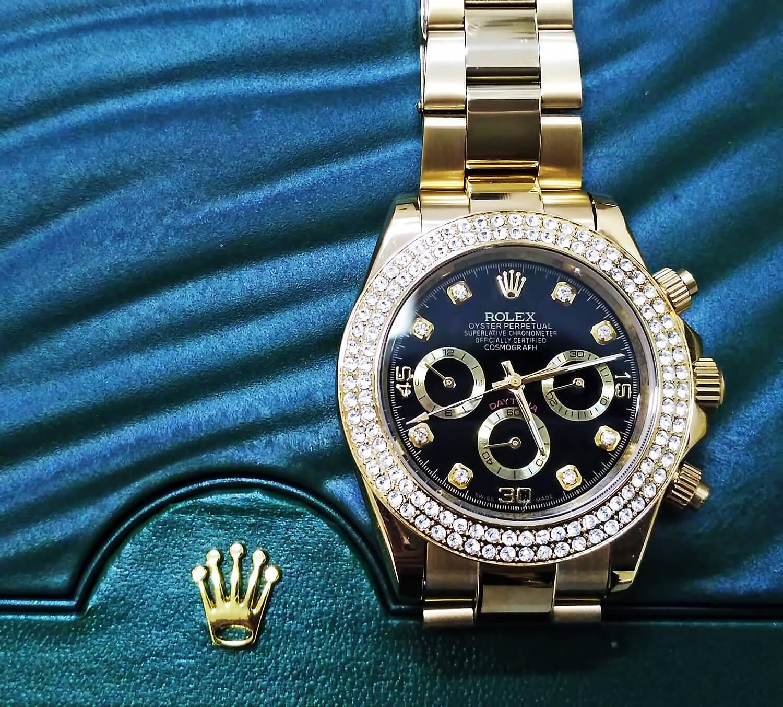 Реплика женских часов Rolex Cosmograph Daytona