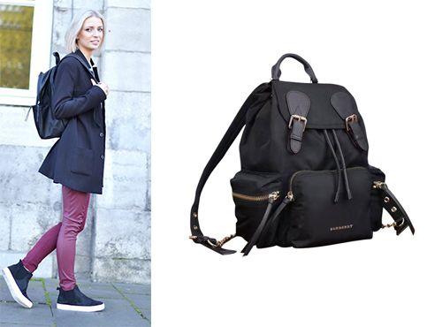 Рюкзак женский Burberry со скидкой