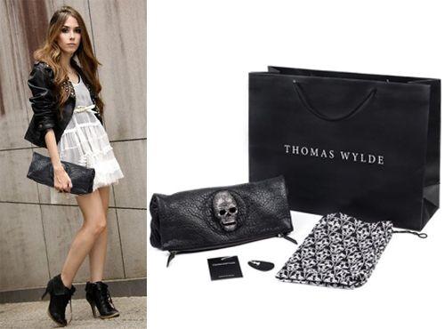 Клатч-сумка от Thomas Wylde