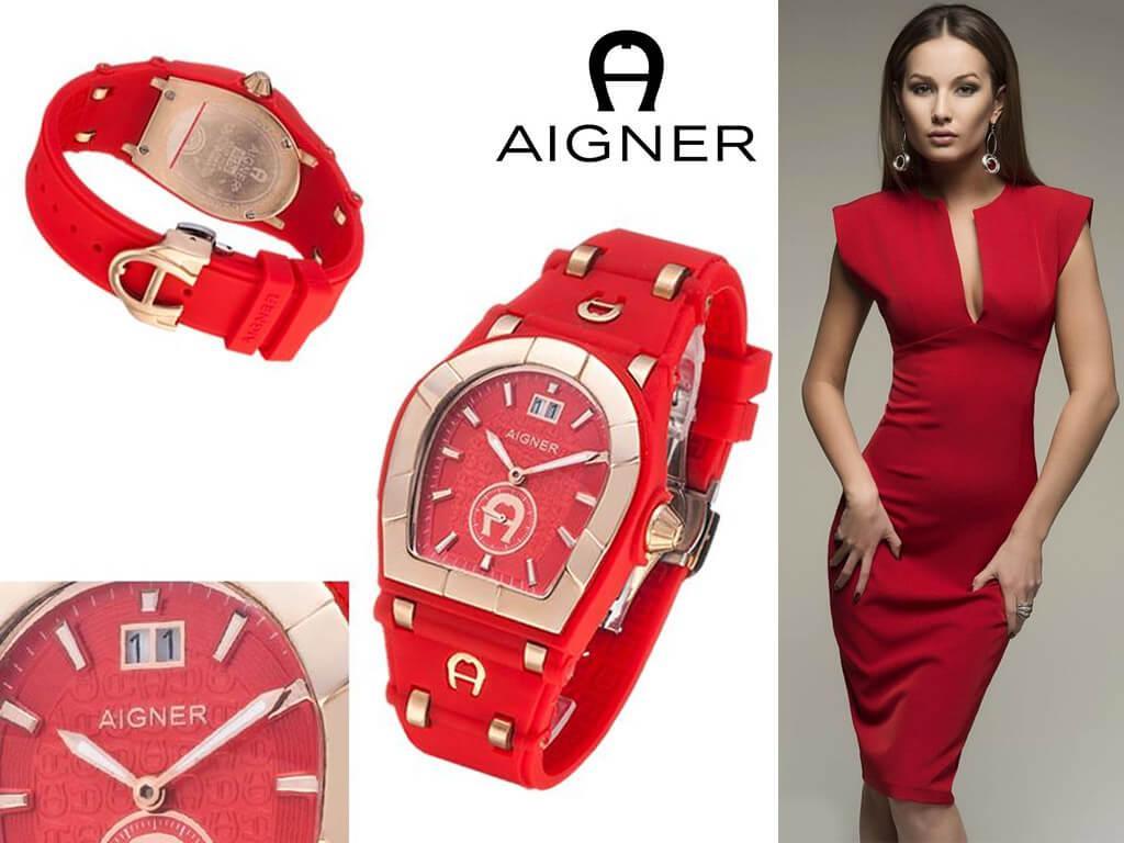 Женские часы Aigner