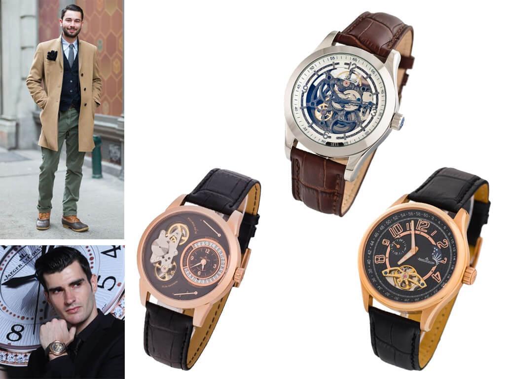 Наручные часы Jaeger-LeCoultre из коллекции Master Grande Tradition