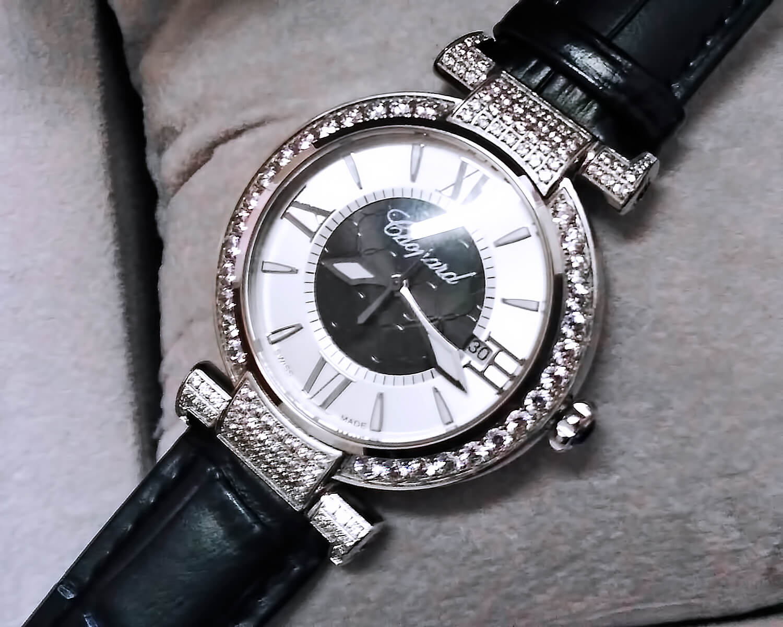 Реплика женских швейцарских часов Chopard Imperiale Automatic 36 mm