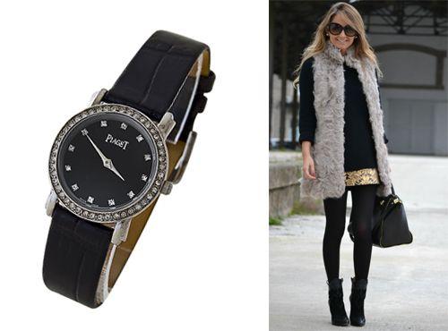 Часы от Piaget