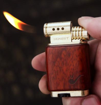 Карманная зажигалка для трубки