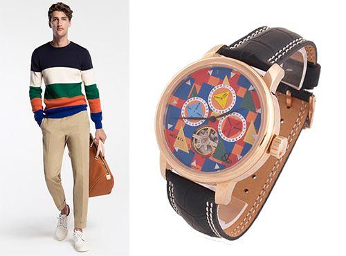 Мужские часы Джейкоб и Ко