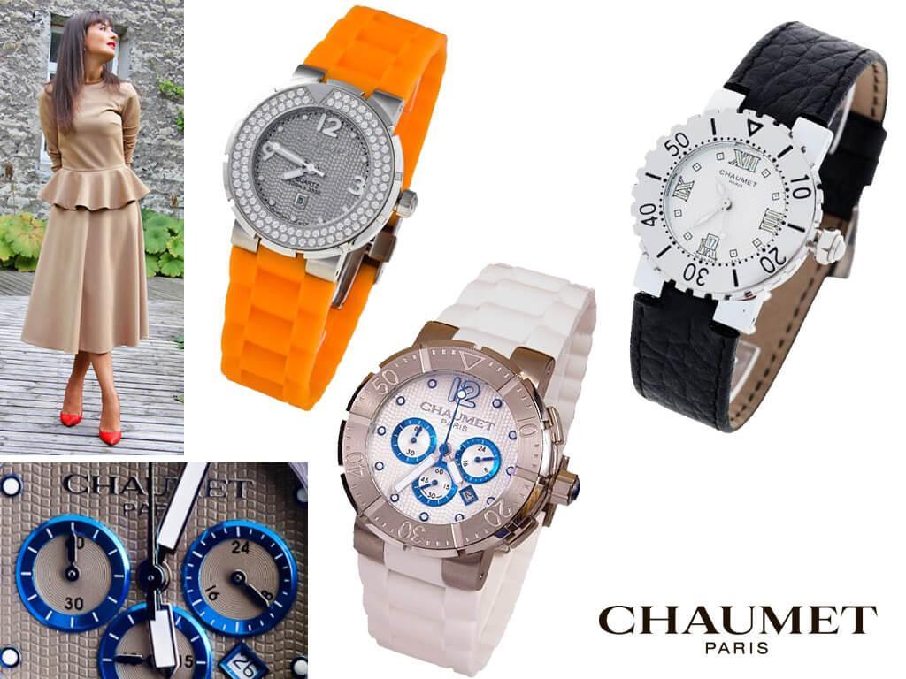 Женские часы Chaumet