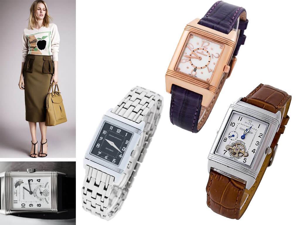 Часы Jaeger Lecoultre женские