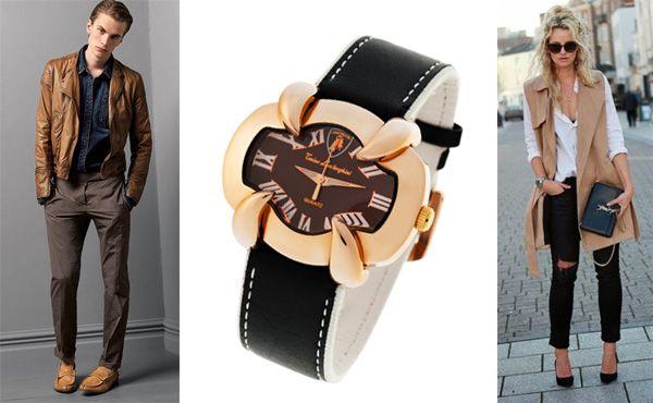 Часы унисекс от Tonino Lamborghini