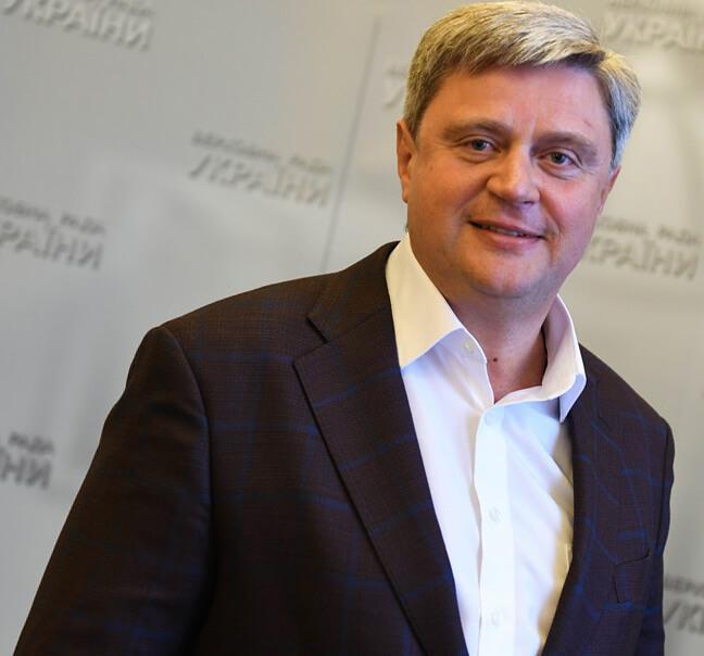 Депутат Верховной Рады 9 созыва Александр Качный