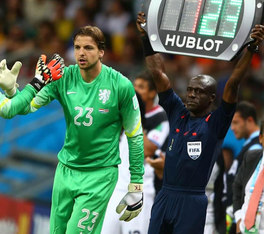 Hublot и футбольные турниры - одна из самых успешных коллабораций часовых брендов и спорта