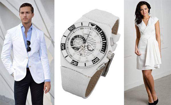 Часы от TechnoMarine с хронографом