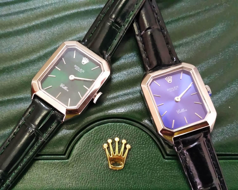 Циферблаты часов Rolex Cellini