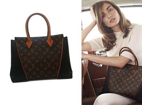 Коллекция сумок Луи Витон W Bag