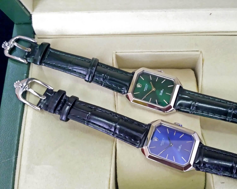 Точные реплики женских часов Rolex Cellini