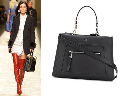 Женская сумка Fendi Runaway