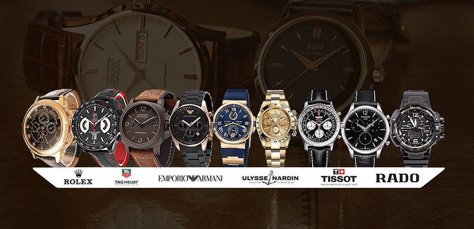 Часы мировых брендов