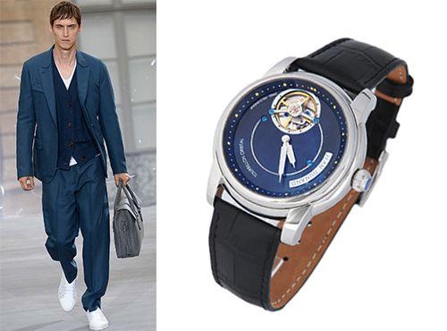 Часы на руку Jean Dunand для мужчины