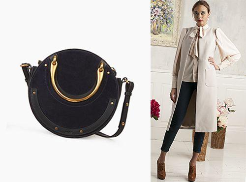 Сумка женская черная Louis Vuitton
