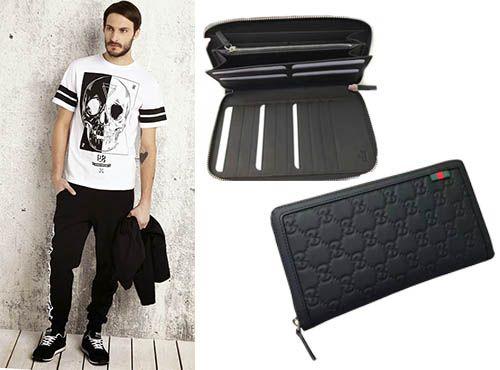 Мужской кошелек от Gucci