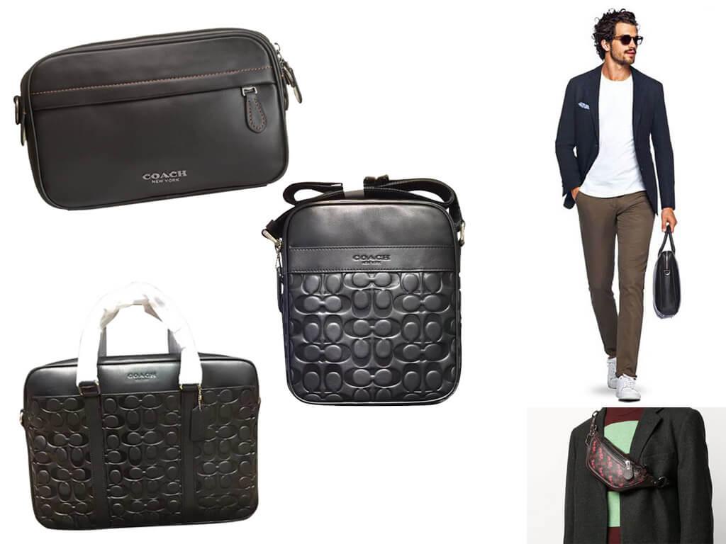 Мужские сумки Coach