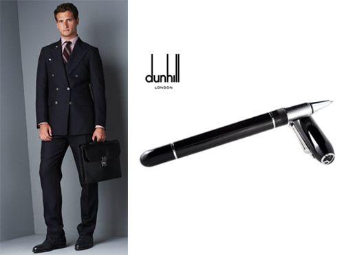 Ручка шариковая от Dunhill