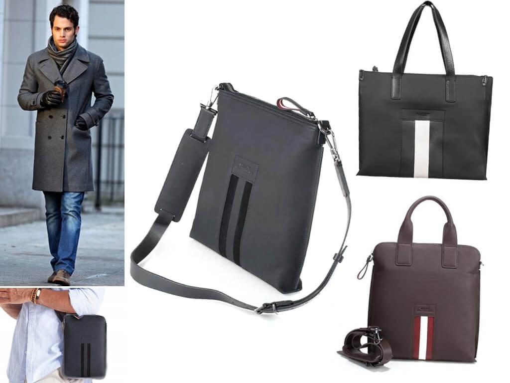 Кожаные сумки Bally