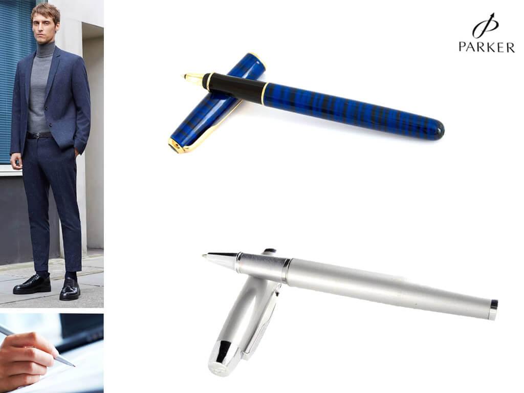 Мужские ручки Паркер