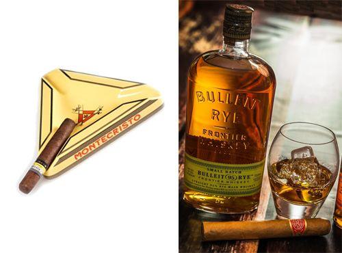 Пепельница для сигар Montecristo