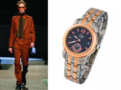 Мужские часы TITONI
