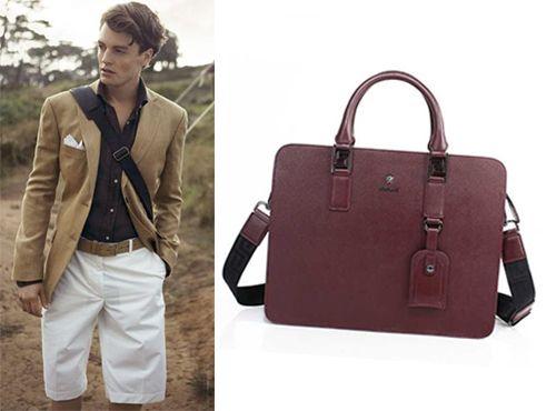 Versace сумка мужская